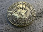 Pirate's Day 2016 Geocoin