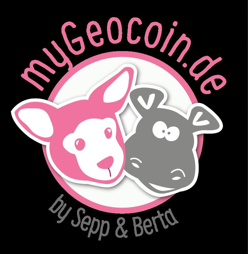 myGeocoin.de - Geocoins für Liebhaber-Logo
