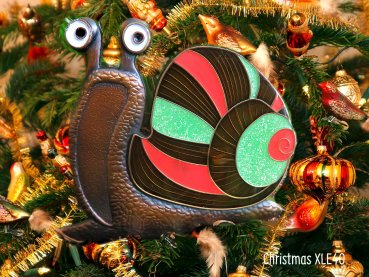 Josefine - the Snail Geocoin